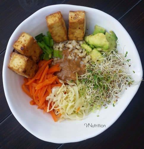 Veggie Rice Bowl
