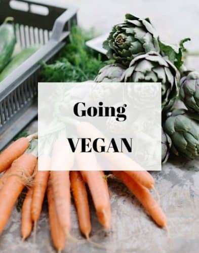 Going Vegan: tips to get started on a plant-based diet