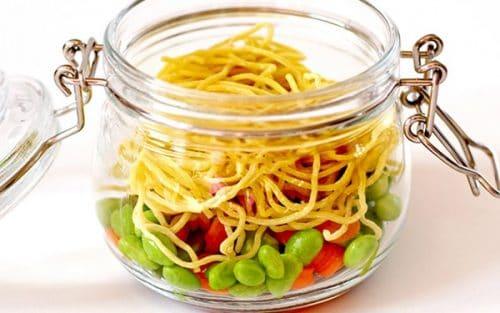 Healthy Soup in a Jar