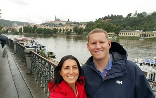 A Vegan River Cruise: Czech Republic & Prague