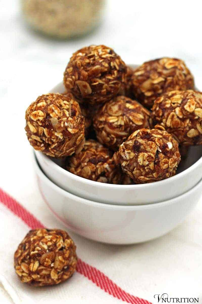 Vanilla Almond Balls