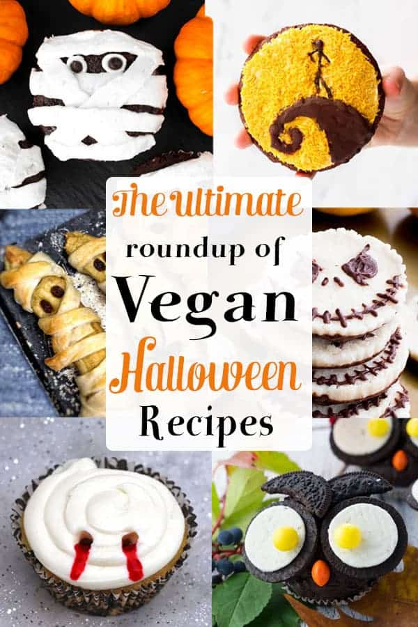 Vegan Halloween Recipe