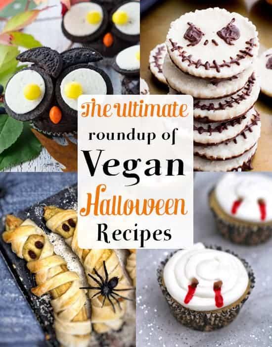 Spooky Fun Vegan Halloween Recipes Vnutrition By Mary Ellen