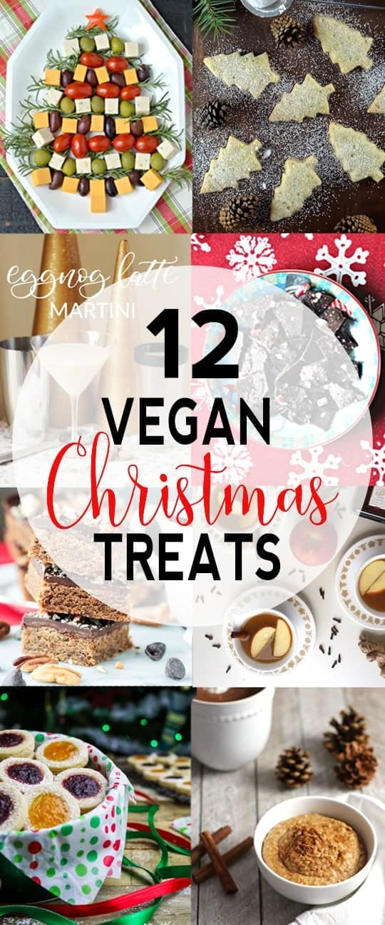 12 Vegan Christmas Recipes & Favorite Christmas Movies from vegan bloggers! | vegan Christmas recipes, vegan holiday recipes, vegan recipes