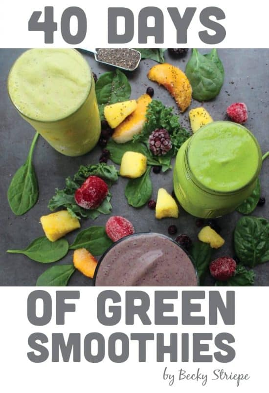 Spicy Mango Smoothie | Mango and ginger give this green smoothie a tropical flavor with a bit of a bite. vegan, dairy free, smoothie recipe