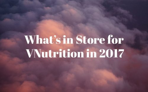 What's in Store for VNutrition 2017