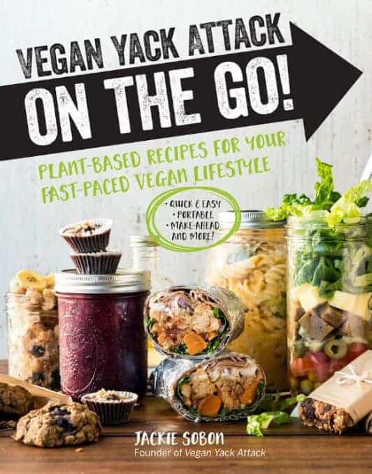 Vegan Yack Attack on the Go bookcover