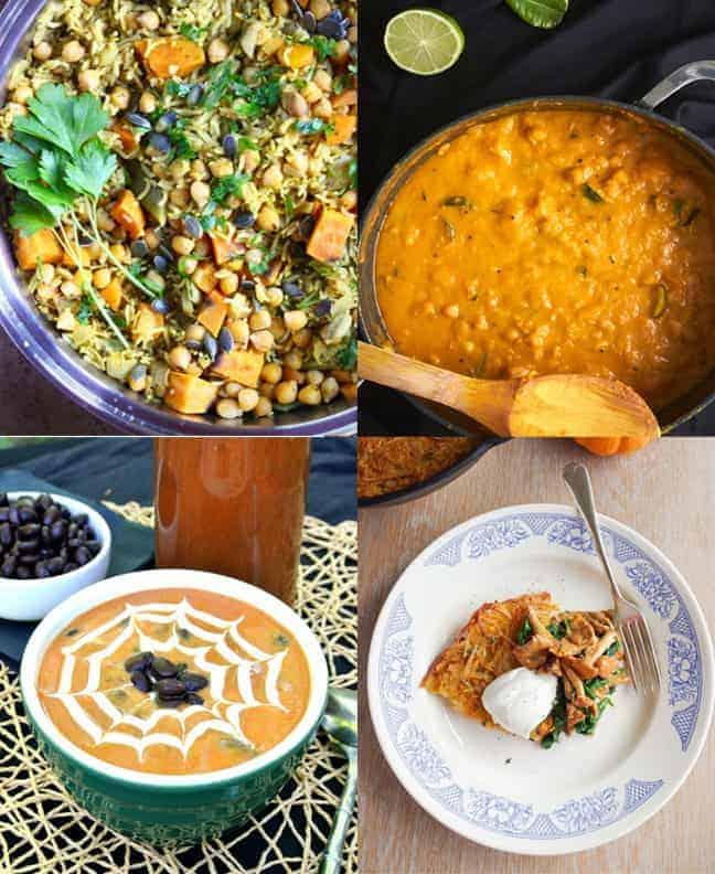The Ultimate List of Healthy Vegan Pumpkin Recipes