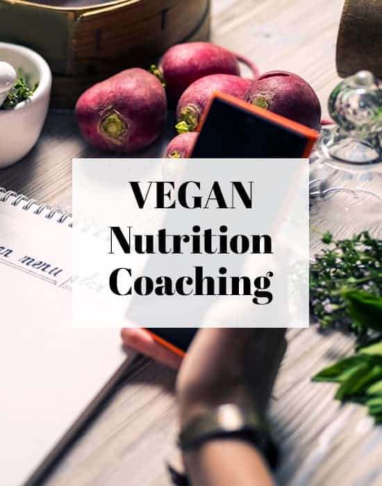 Vegan Nutrition Consultations
