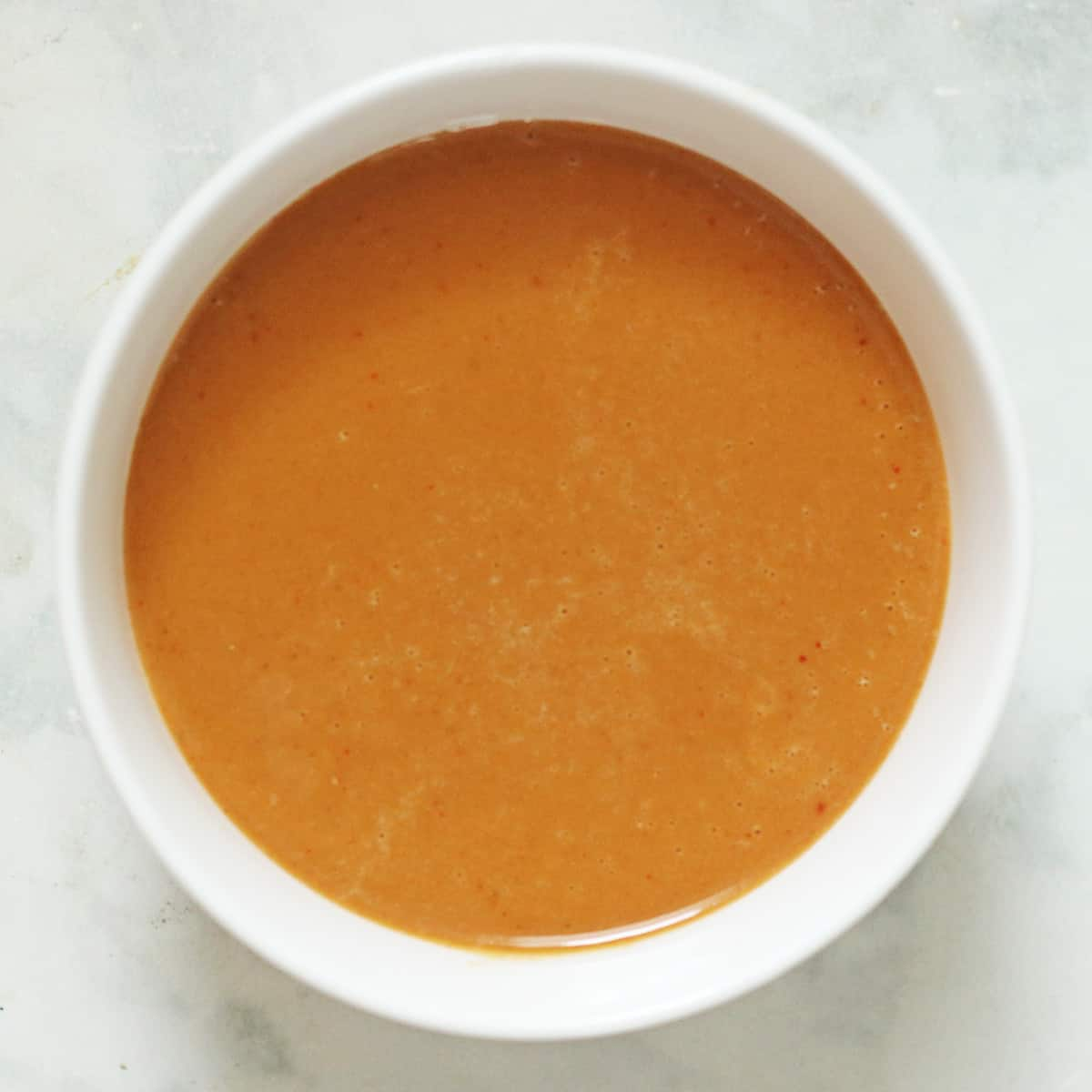 creamy peanut sauce